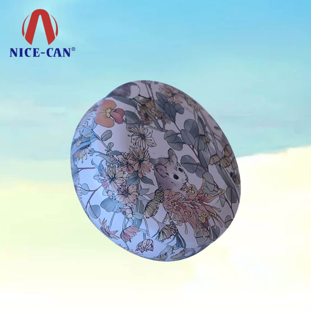 Wholesale candle tin can suppliers custom metal empty candle tins