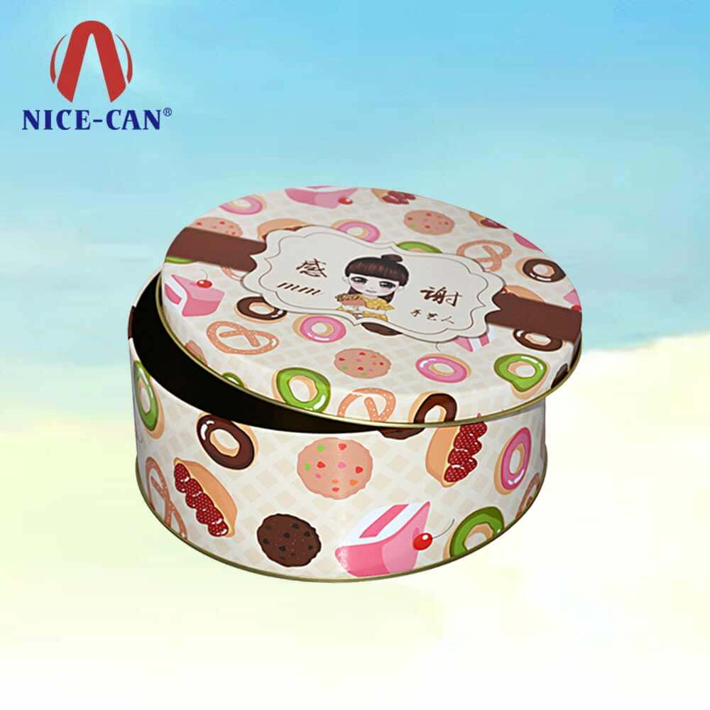 Metal chocolate candy tins nut gift tins candy tin box food containers tin food